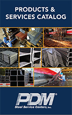 Hot Rolled & Cold Rolled Bar | PDM Steel Service Centers, Inc
